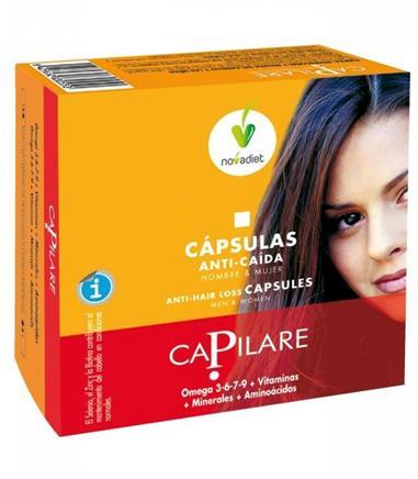 CAPILARE CAPSULAS ANTICAIDA