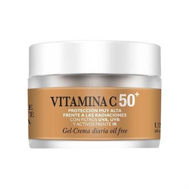VITAMINA C 50+ CREMA  50 ml. NATYSAL