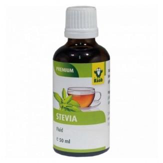 STEVIA LIQUIDA PREMIUM 50 ml. RAAB