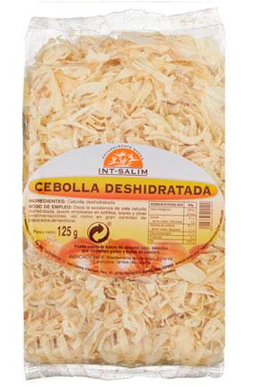 CEBOLLA DESHIDRATADA 125 Gr. INT - SALIM
