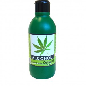 ALCOHOL DE CANNABIS 250 ml. KELSIA