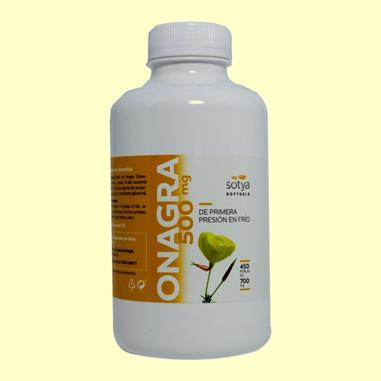 ONAGRA 450 Perlas de 700 mg.  SOTYA