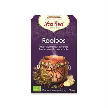 YOGI TEA - ROOIBOS BIO