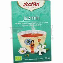YOGI TEA - JAZMÍN BIO