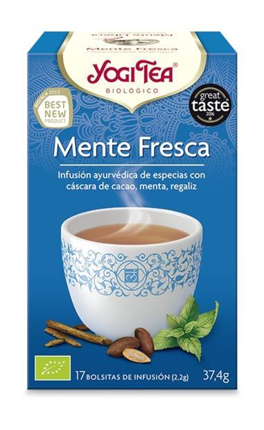 YOGI TEA - MENTE FRESCA BIO
