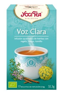 YOGI TEA -VOZ CLARA BIO