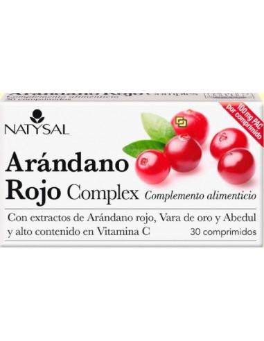 ARÁNDANO ROJO COMPLEX 30 COMP.