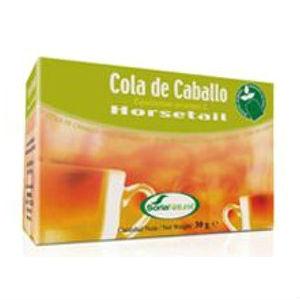 COLA DE CABALLO CON FILTRO