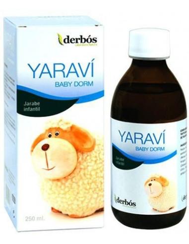 JARABE YARAVI BABY DORM 250 ml. DERBOS