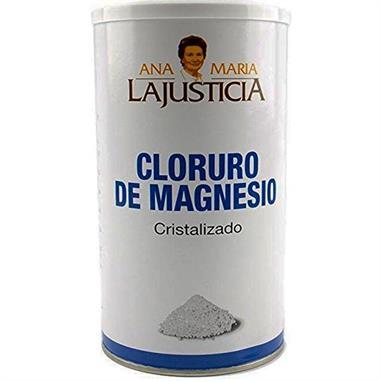 CLORURO DE MAGNESIO - ANA MARIA LAJUSTICIA