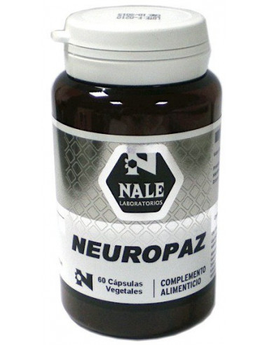NEUROPAZ 60 Cap. DE 600 Mg. NALE