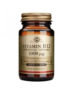 VITAMINA B12  1000 Mg. 100 cap. SOLGAR