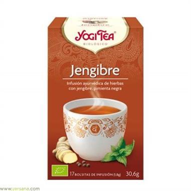 YOGI TEA - JENGIBRE