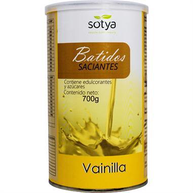 BATIDO SACIANTE VAINILLA - 700 Gr. SOTYA