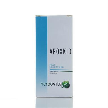 APOXKID - POLVO ORAL   HERBOVITA