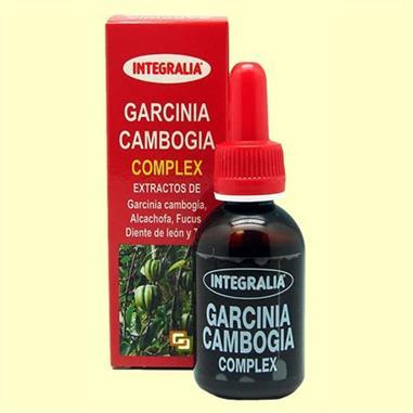 GARCINIA CAMBOGIA COMPLEX INTEGRALIA