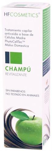 CHAMPÚ REVITALIZANTE 200 ml. HFCOSMETICS