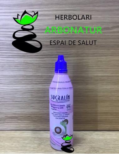 SUCRALIN  84 ml. EDULCORANTE