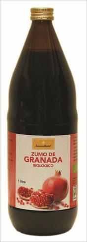 ZUMO DE GRANADA BIO - 1 Lt.