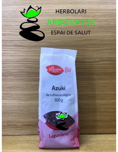 AZUKI  ECO - 500 Gr.   EL GRANERO...