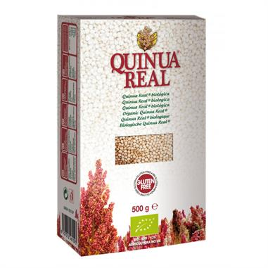 QUINUA REAL ECOLOGICA 500 gR.   QUINUA REAL