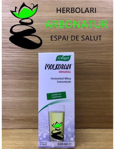 MOLKOSAN ORIGINAL  500 ml. A.VOGEL (SUERO LACTICO FERMENTADO)