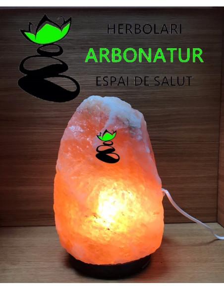 LAMPARA DE SAL 2-3 Kg.