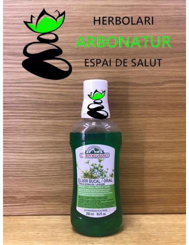 ELIXIR BUCAL 250 ml. CORPORE SANO