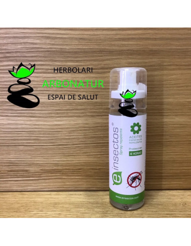 SPRAY REPELENTE DE INSECTOS - 100 ML.  EINSECTOS