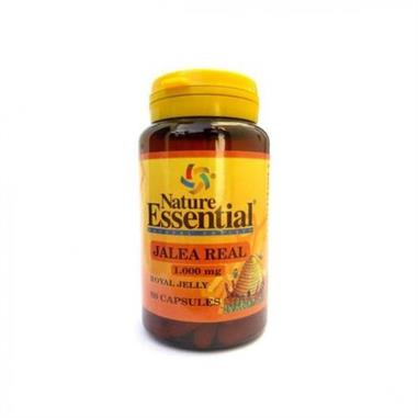 JALEA REAL 1000Mg - 60 Cap. NATURE ESSENTIAL