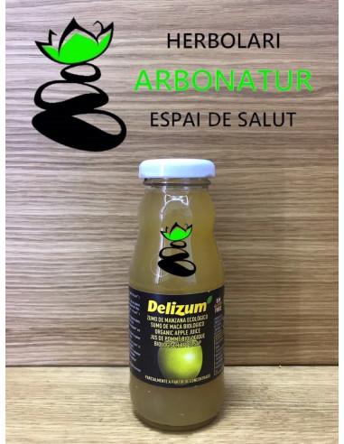 ZUMO DE MANZANA ECO  200 ml. DELIZUM
