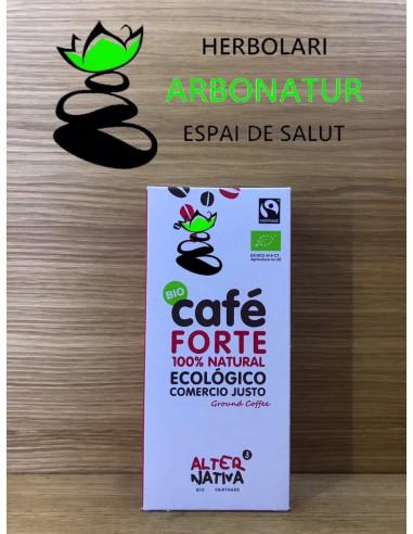 CAFE  MOLIDO FORTE ECO 250 Gr. ALTERNATIVA 3