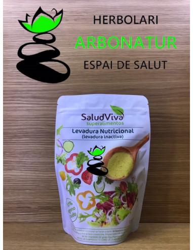 LEVADURA NUTRICIONAL 125 Gr. SALUD VIVA
