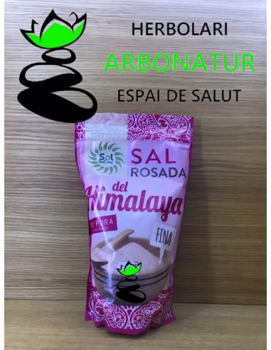 SAL ROSA DEL HIMALAYA FINA - 1 Kg. SOL NATURAL