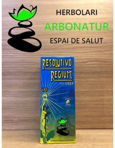 RESOLUTIVO REGIUM - sabor limon  600 ml. PLAMECA