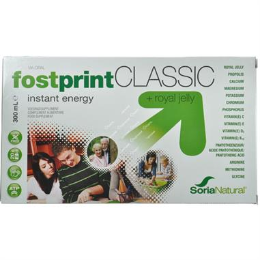 FOSTPRINT CLASSIC 300ml. SORIA NATURAL