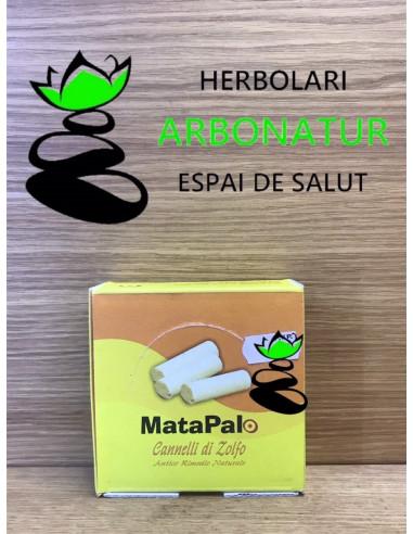 RODILLO DE AZUFRE 3 und 300 Gr MATAPALO