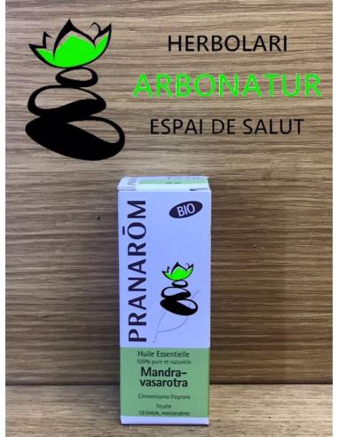 ACEITE ESENCIAL MANDRAVASAROTRA BIO 10 ml. PRANARÔM