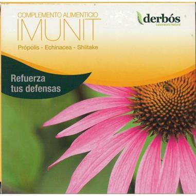 INMUNIT  -  20 viales de 10 ml. DERBÓS