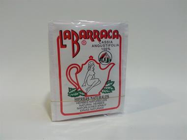 LA BARRACA  (10 sobres)