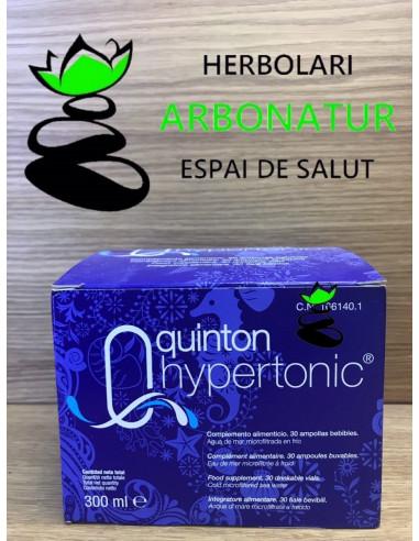 QUINTON HYPERTONIC 30 Amp.