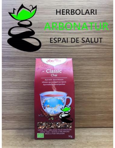 YOGI TEA CLASSIC CHAI  (granel)  90 gr.