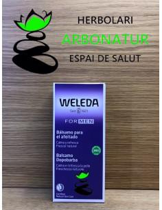 BALSAMO PARA DESPUES DEL AFEITADO - 100 ML. WELEDA