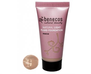 MAQUILLAJE NATURAL FLUIDO ( MOCCA ) 30 ml.