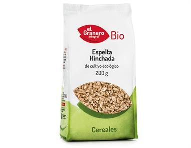 ESPELTA HINCHADA ECO   200 Gr. EL GRANERO INTEGRAL