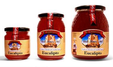 MIEL EUCALIPTO - 500 Gr.   E. COMPANY