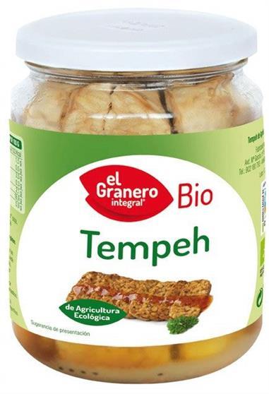 TEMPEH BIO 175 Gr.  EL GRANERO INTEGRAL