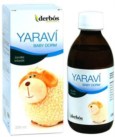 JARABE YARAVI BABY DORM 250 ml. DERBOS