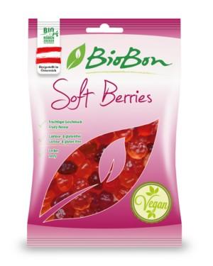 GONINOLAS  SOFT BERRIES 100 Gr. BIOBON