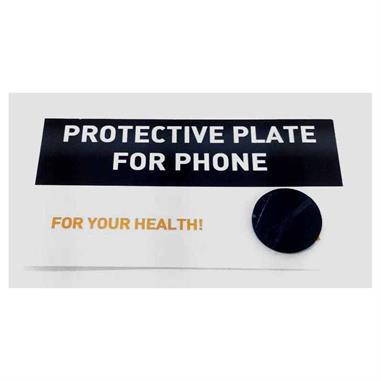 SHUNGIT PROTECTOR TELEFONO RADIACION 2.5X1.5cm